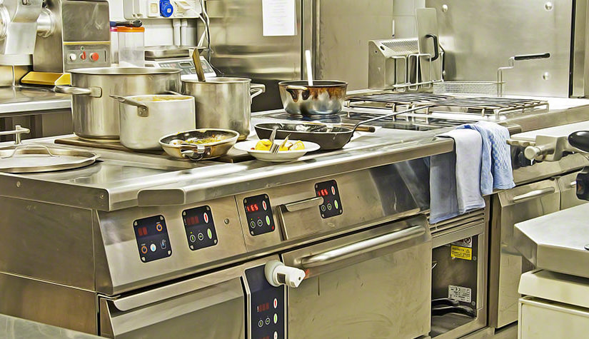 A guide to buying commercial restaurant appliances